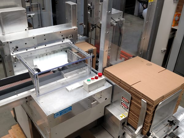 Carton Case Packer