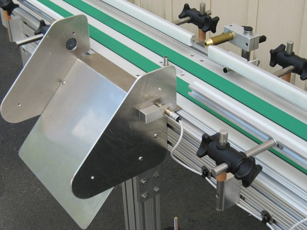 ETI Tipping and Labeling Conveyor