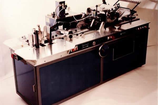 Envelope Label Inserter for Fleming-Potter