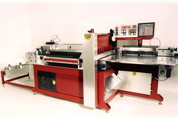 Stamp and Seal Perforator for Specialty Printers