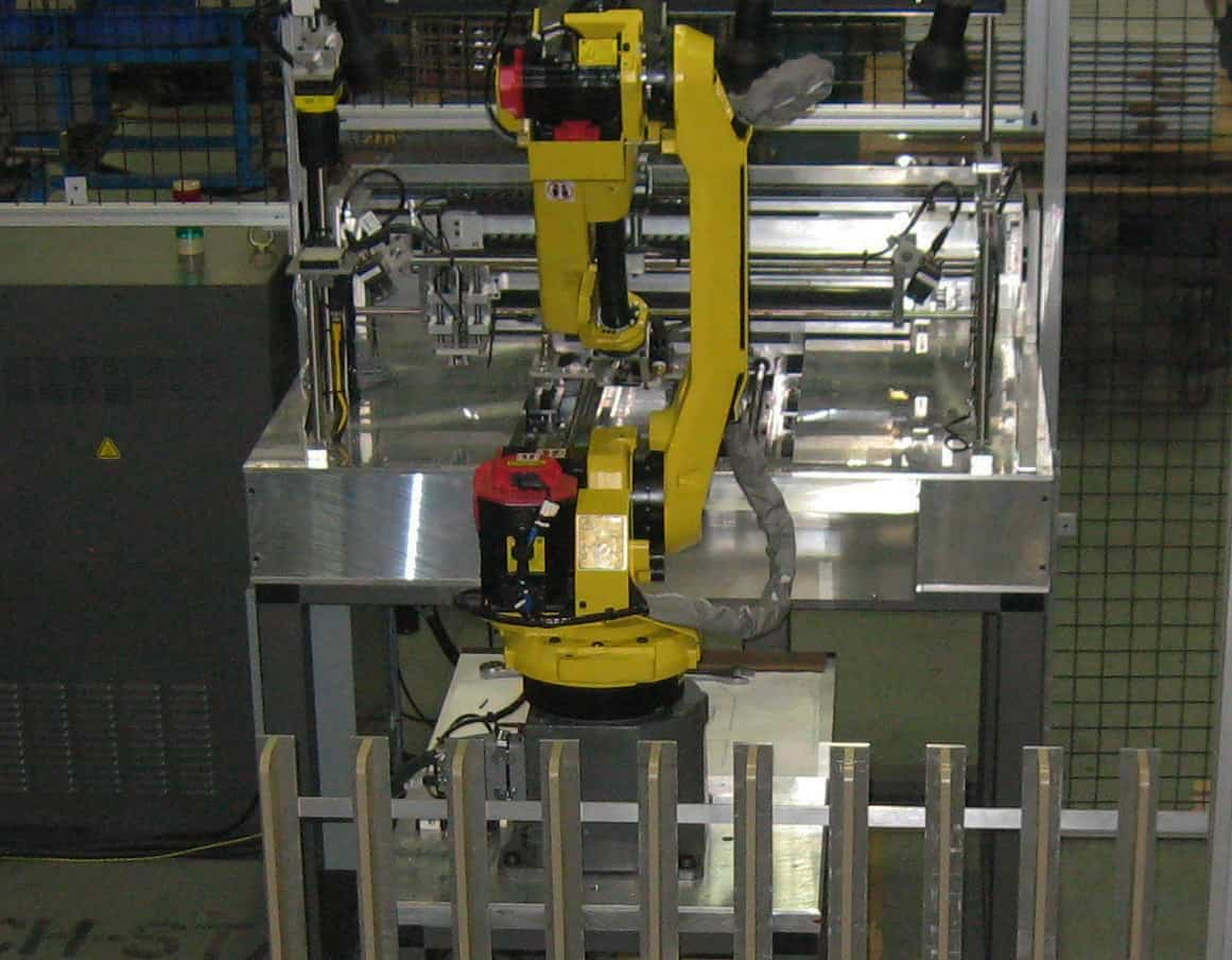 Robotic Inspection Cell